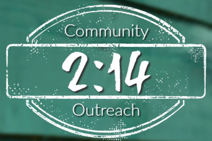 2:14 Service Projects