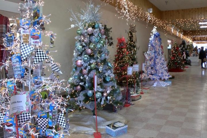 KAIR's Festival of Trees in Kalkaska, MI