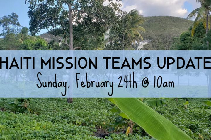 Kalkaska_Church_of_Christ Haiti Mission Trip update
