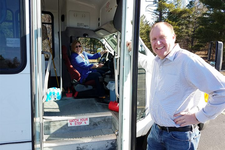 Free Bus Ride to Kalkaska Church of Christ