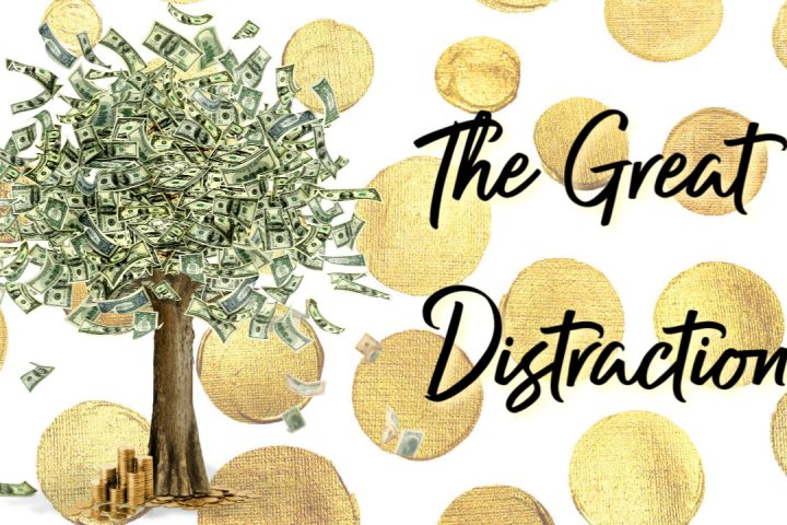 Kalkaska Church of Christ - The Great Distraction Sermon Series