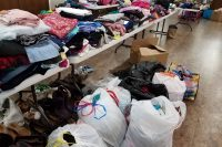 Kalkaska Church of Christ collects items for Woods Families