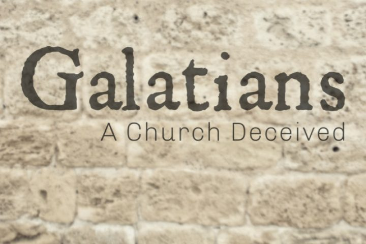 Galatians sermon series at Kalkaska Church of Christ
