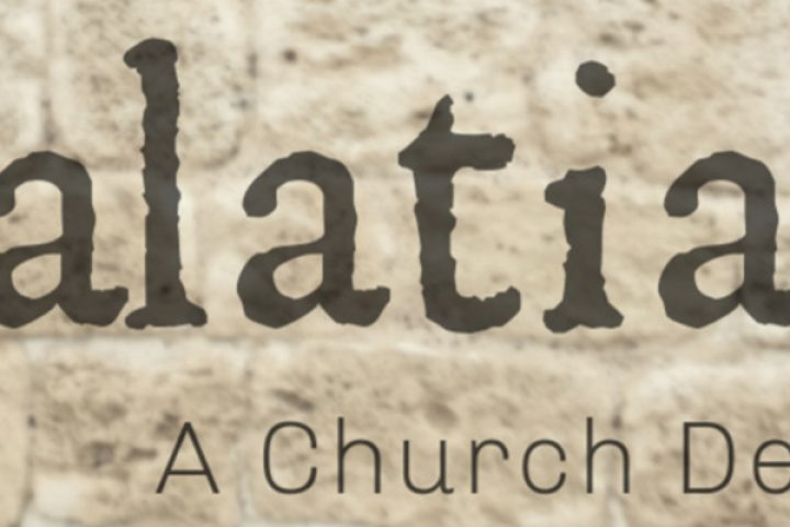 Galatians - Sermon Series at KCC