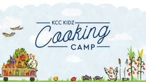Kidz Cooking Camp at Kalkaska Church of Christ