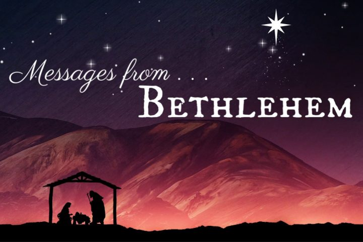 Messages from Bethlehem sermon series at Kalkaska Church of Christ