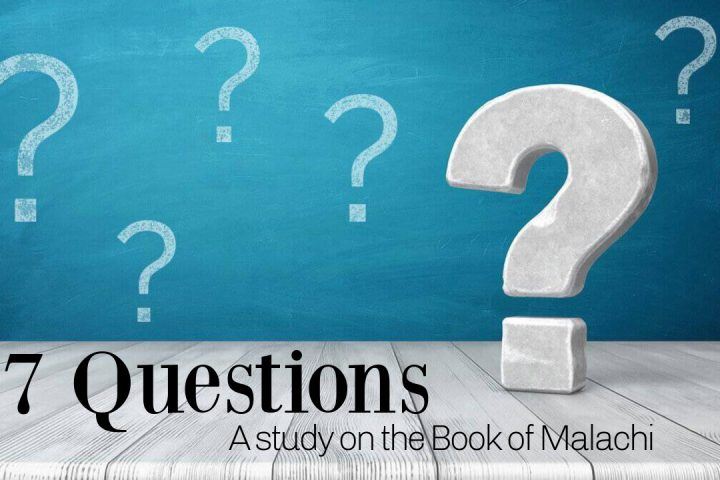 7 Questions Sermon Series at Kalkaska Church of Christ