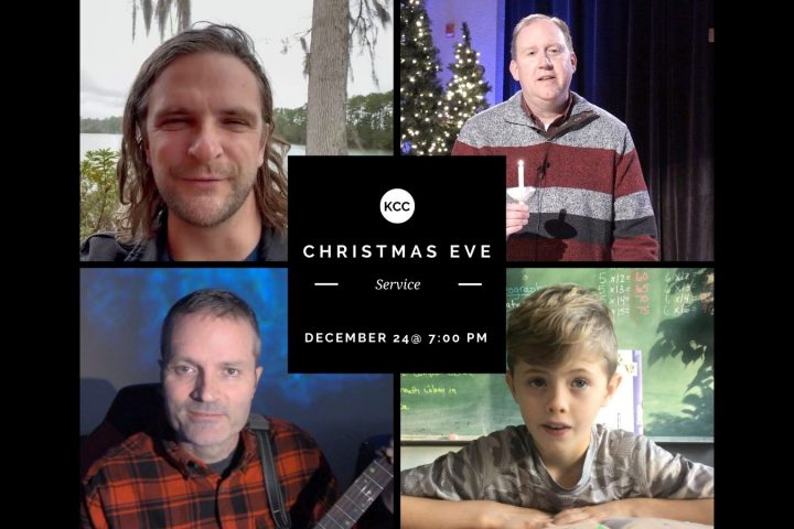 KCC Christmas Eve Interactive Online Service