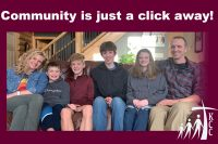 Community is just a Click Away