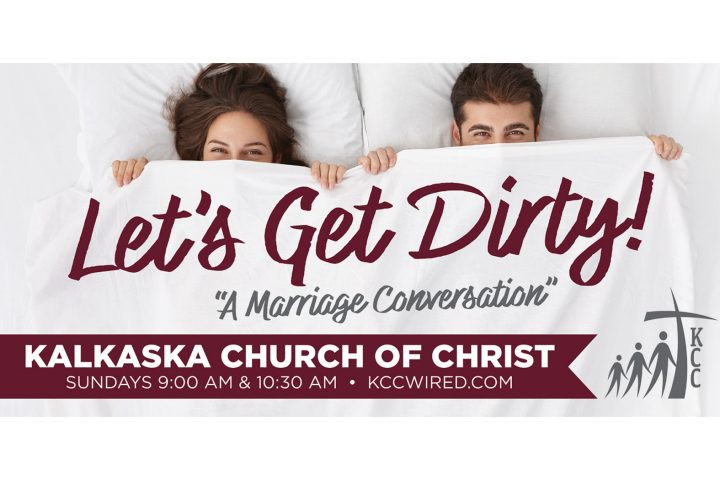 Let's Get Dirty Marriage Series