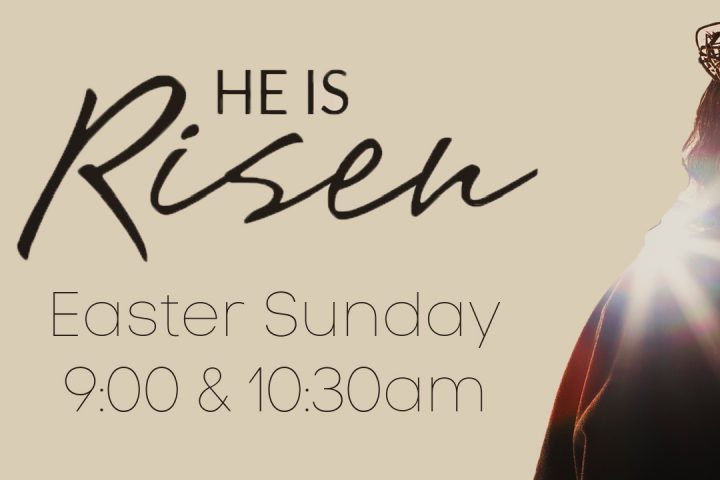 Easter Sunday at Kalkaska Church of Christ