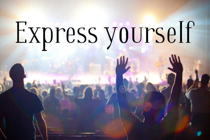 Expresss Yourself Sermon Series at Kalkaska Church of Christ