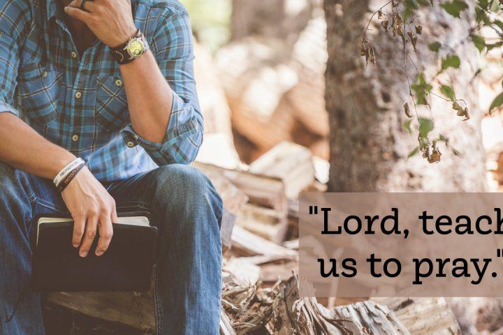 Lord teach us to pray sermon series at Kalkaska Church of Christ