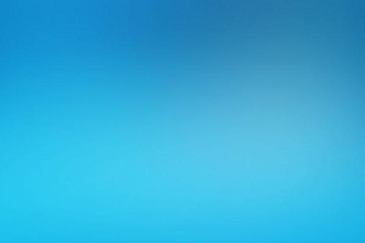 blue gradient header